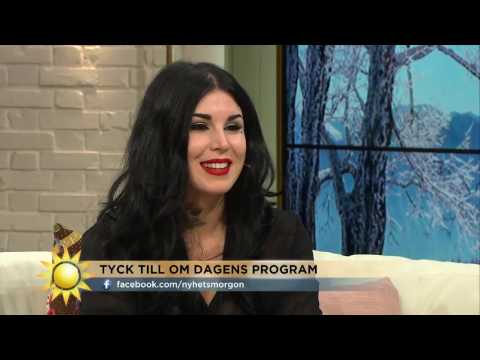 Kat Von D in Sweden 2016 | Interview
