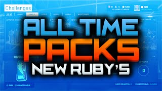 NBA 2K15 My Team Pack Opening - GOAT ALL-TIME SCORING PACKS! AMAZING! PS4