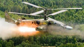 Почему Ка-52 «Аллигатор» один из лучших боевых вертолетов в мире