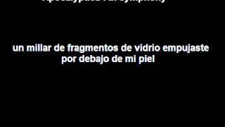 apocalyptica broken pieces subtitulada en español