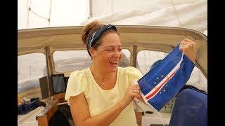 Sailing Shalom -  Van Canarische Eilanden naar Kaap Verdië