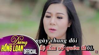Karaoke | Vì Lòng Còn Thương | Dương Hồng Loan