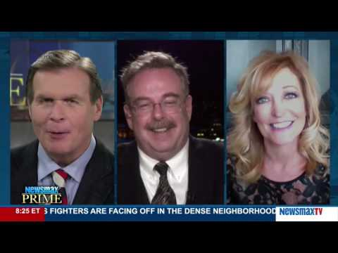 Newmax Prime | Michael Flanagan and Andrea Kaye discuss Ford, jobs and Obama