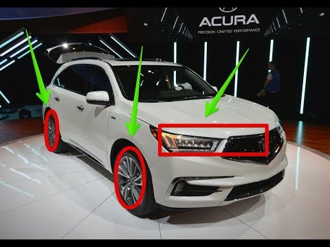 2018 Acura Rdx Hybrid