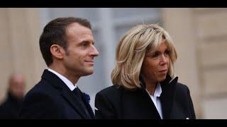 """Obsèques de Jean-Claude Trogneux : le discours """"émouvant"""" d'Emmanuel Macron en..."""