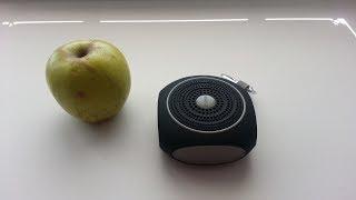 interStep SBS 110 Gray Беспроводная акустика Portable Speaker Обзор