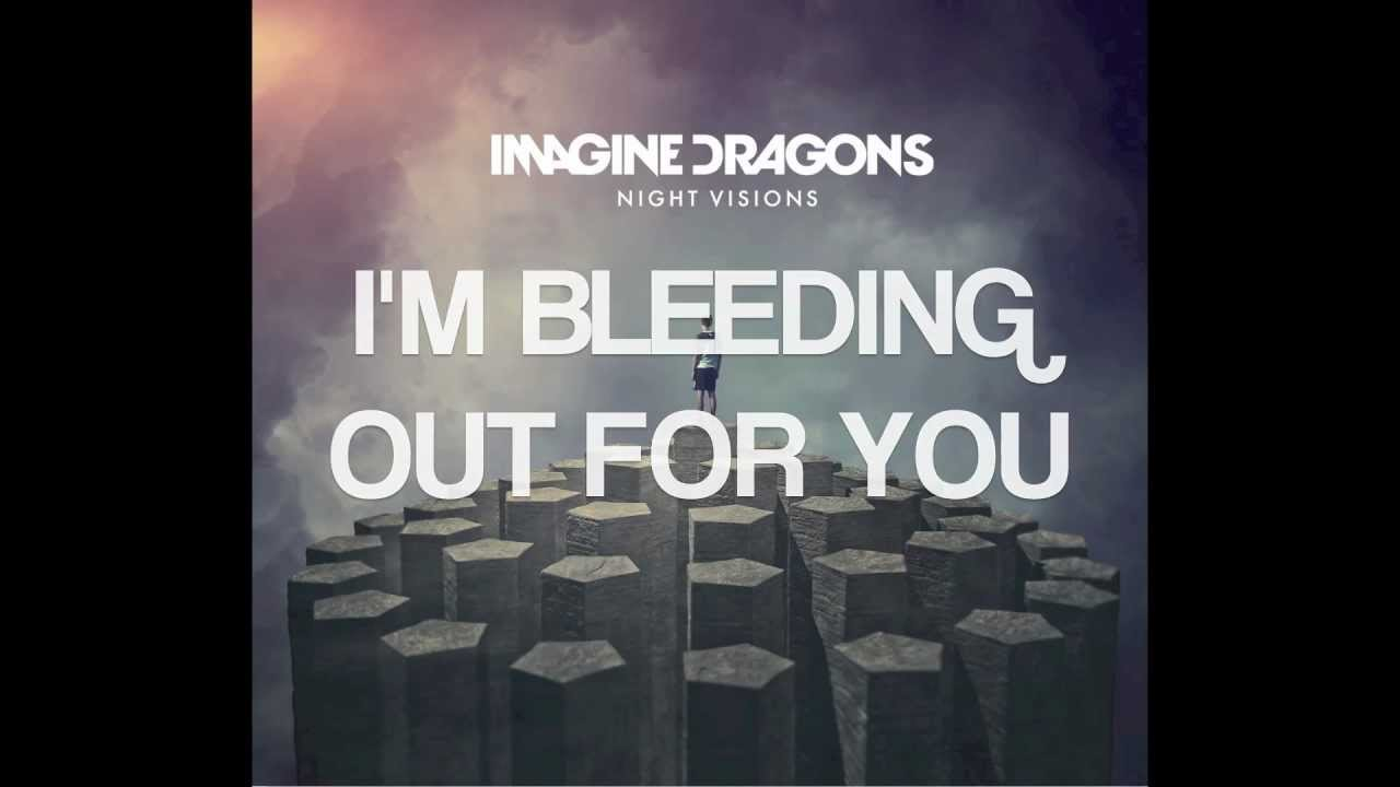 Bleeding Out - Imagine Dragons (With Lyrics) - YouTube