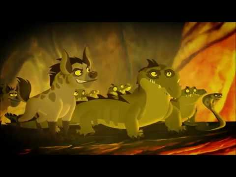 The Lion Guard - I Have A Plan [Instrumental]