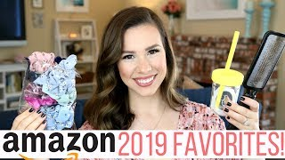 BEST BUYS FROM AMAZON 2019! | MUST HAVE AMAZON PRODUCTS | HAYLEY PAIGE