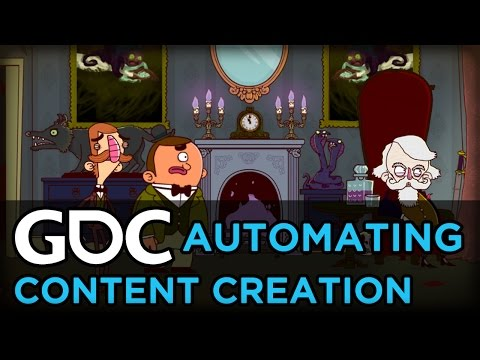 Automating Content Creation For Indie Teams