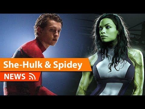 She-Hulk planned for Spider-Man 3 - Avengers & Marvel Phase 4 Future