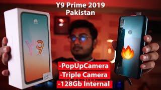 Huawei Y9 Prime 2019 Unboxing | Midrange Killer ?