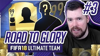 HUGE NEW SIGNING! - #FIFA18 Road to Glory! #03 Ultimate Team