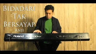 "Bidadari Tak Bersayap ""Anji"" (Piano Cover) - David Josade ft. Garry Lesmana Mp3"