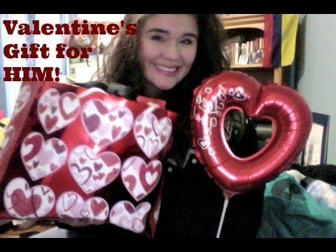 What I Got My Boyfriend For Valentines Day
