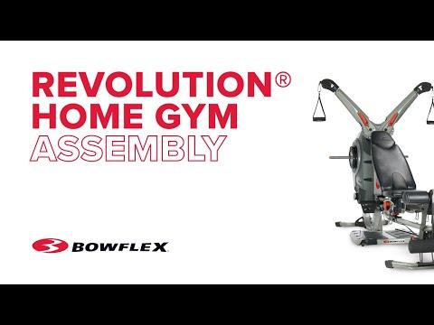 Bowflex Revolution® Home Gym Assembly