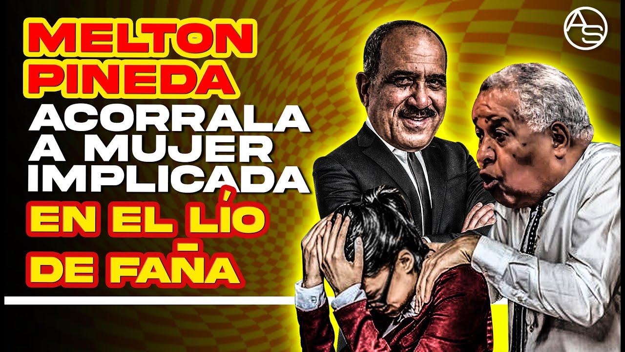 Melton Pineda Lo Hace De Nuevo! La Bazuca Propone Demostrar  Inocencia de Leonardo Faña Usando Un...