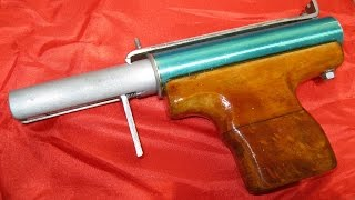 КАК СДЕЛАТЬ ПНЕВМАТ / HOW TO MAKE AIR GUN(15$ мини фен - http://fas.st/21X9Yd 27$ моя бормашинка - http://fas.st/vx9ynB Both his hands at home to make a simple air gun from scrap materials., 2016-08-21T04:29:25.000Z)
