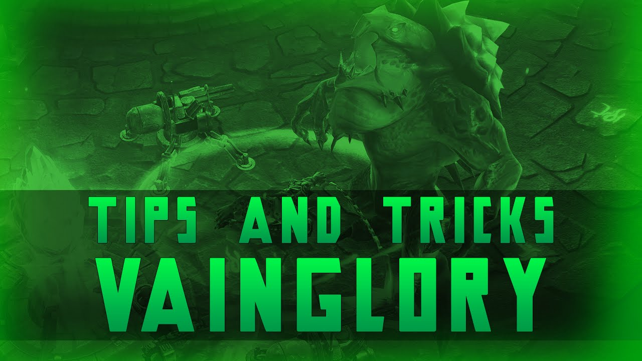 Scout Trap Uses And Placement - Vainglory Tips - Ep 1