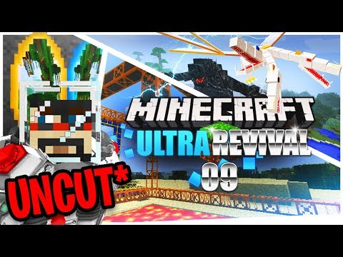Minecraft: Ultra Modded Revival Uncut Ep. 9