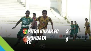Download Video [Pekan 16] Cuplikan Pertandingan Mitra Kukar FC vs Sriwijaya FC, 18 Juli 2018 MP3 3GP MP4