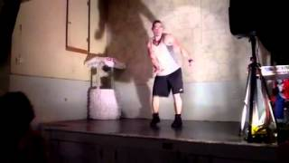 Al Rodriguez Jr Zumba Routine - Got 2 Luv U By Sean Paul fe