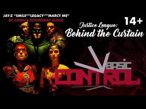 Basic Control- Justice League: Behind the Curtain