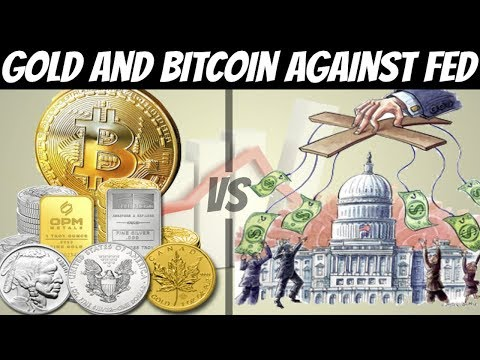 Bitcoin And Gold Vs Federal Reserve (More Signs Of Weak Economy)
