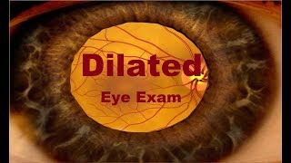 Dilated Eye Examination (Hindi)