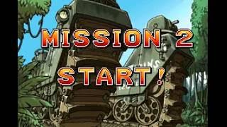 Metal Slug Advance Longplay (Game Boy Advance)