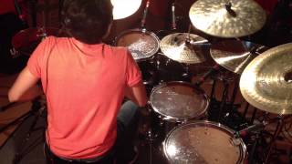 """I Believed In You"" Skunk Anansie  - Gianluca Porro (Drum Cover)"