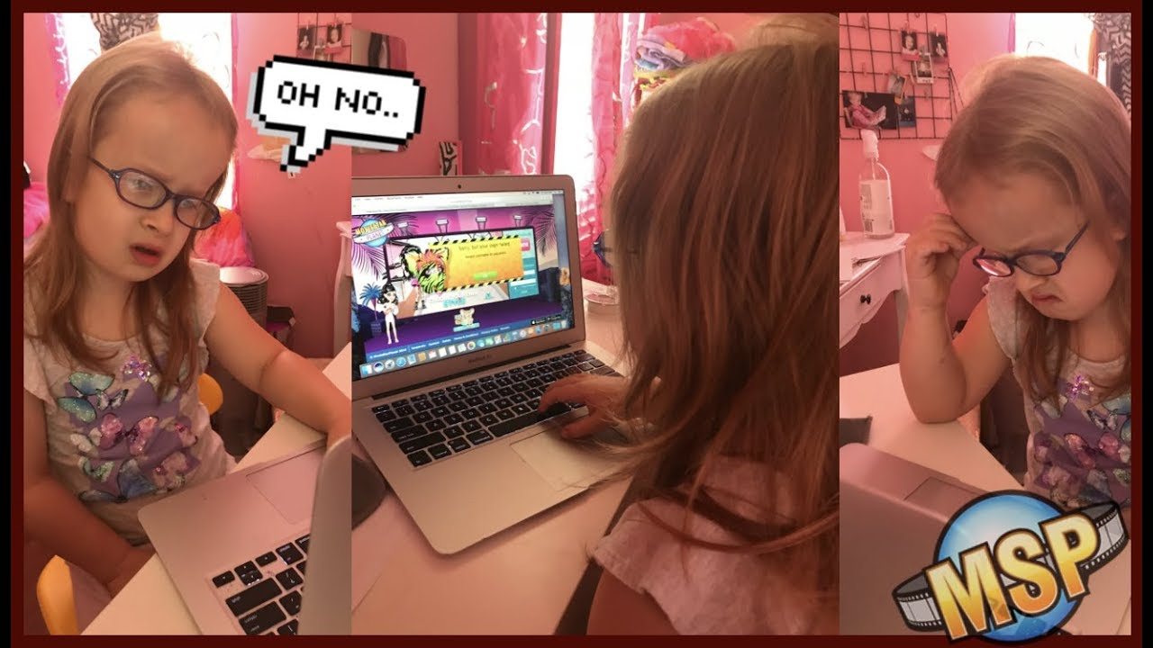 DELETING MY LITTLE SISTER'S MSP ACCOUNT!!! (PRANK)