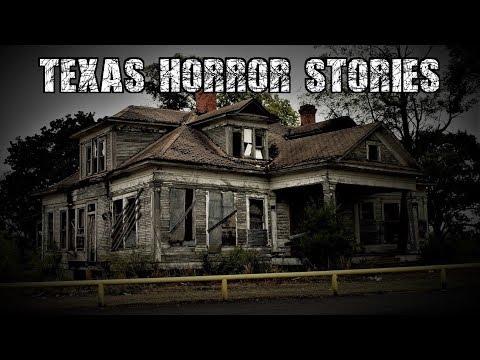 3 Chilling TEXAS Horror Stories *NOSLEEP* [Feat.Viidith22]