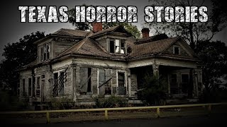 3 Chilling TEXAS Horror Stories *NOSLEEP* [Feat.Viidith22]