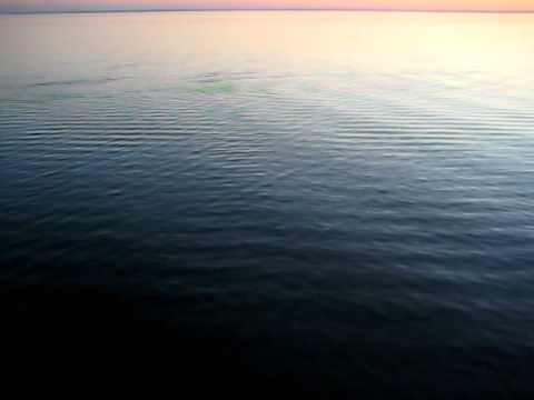 Open baltic sea, Riga to Stockholm 2: Movie By Qaisar