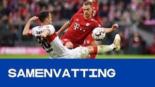 HIGHLIGHTS | Bayern München - VfB Stuttgart