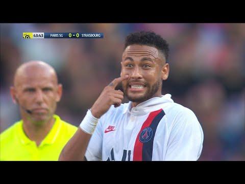 When Neymar Jr Scored A Goal No One Expected
