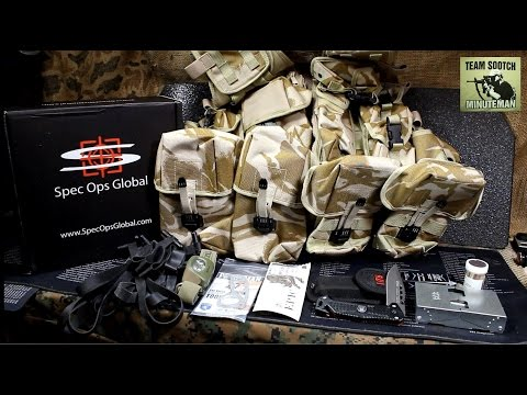 SpecOps Global Subscription Box