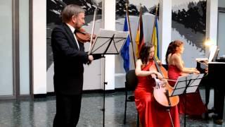 Astor Piazzolla. Milonga sin palabras