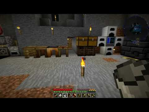 Magzie Plays:  FTB Revelation!  EP:7  LV Solar Panel & Industrial Forgoing Latex!