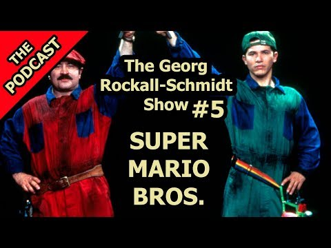Was The Super Mario Bros. Movie Really That Bad? - The Georg Rockall-Schmidt Show