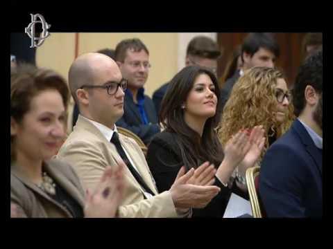 """Roma - Premio di Laurea Helen Joanne """"'Jo' Cox per studi sull'Europa"""" (19.01.17)"""