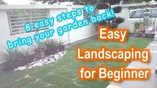 Gambar cover Easy Landscaping for Beginner