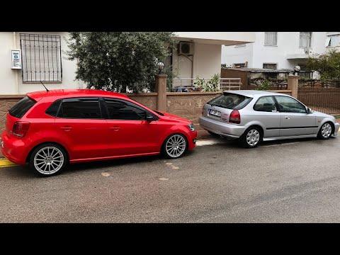 Sanayi Günlükleri | GP Civic vs Plakasız Polo | Matkaps - Okan Çekiç