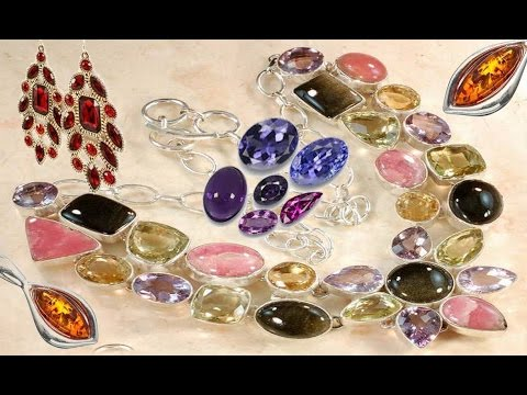 names of gemstone jewelry