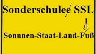 Sonderschule Sonnen-Staat-Land-Stadt-Fluß SSL