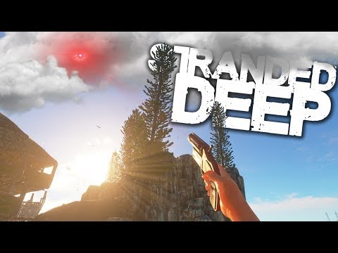 Stranded Deep | Survival Part 24 | HOW WOULD WE BE RESCUED??