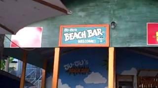 Ju Ju's Beach Bar - St. James, Barbados