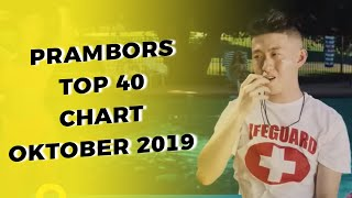 PRAMBORS TOP 40 CHART OCTOBER 2019