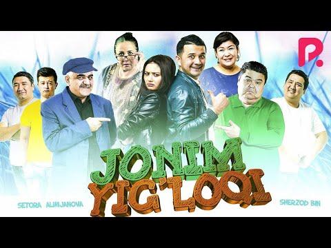 Jonim Yig'loqi (o'zbek Film) | Жоним йиглоки (узбекфильм) 2017 #UydaQoling